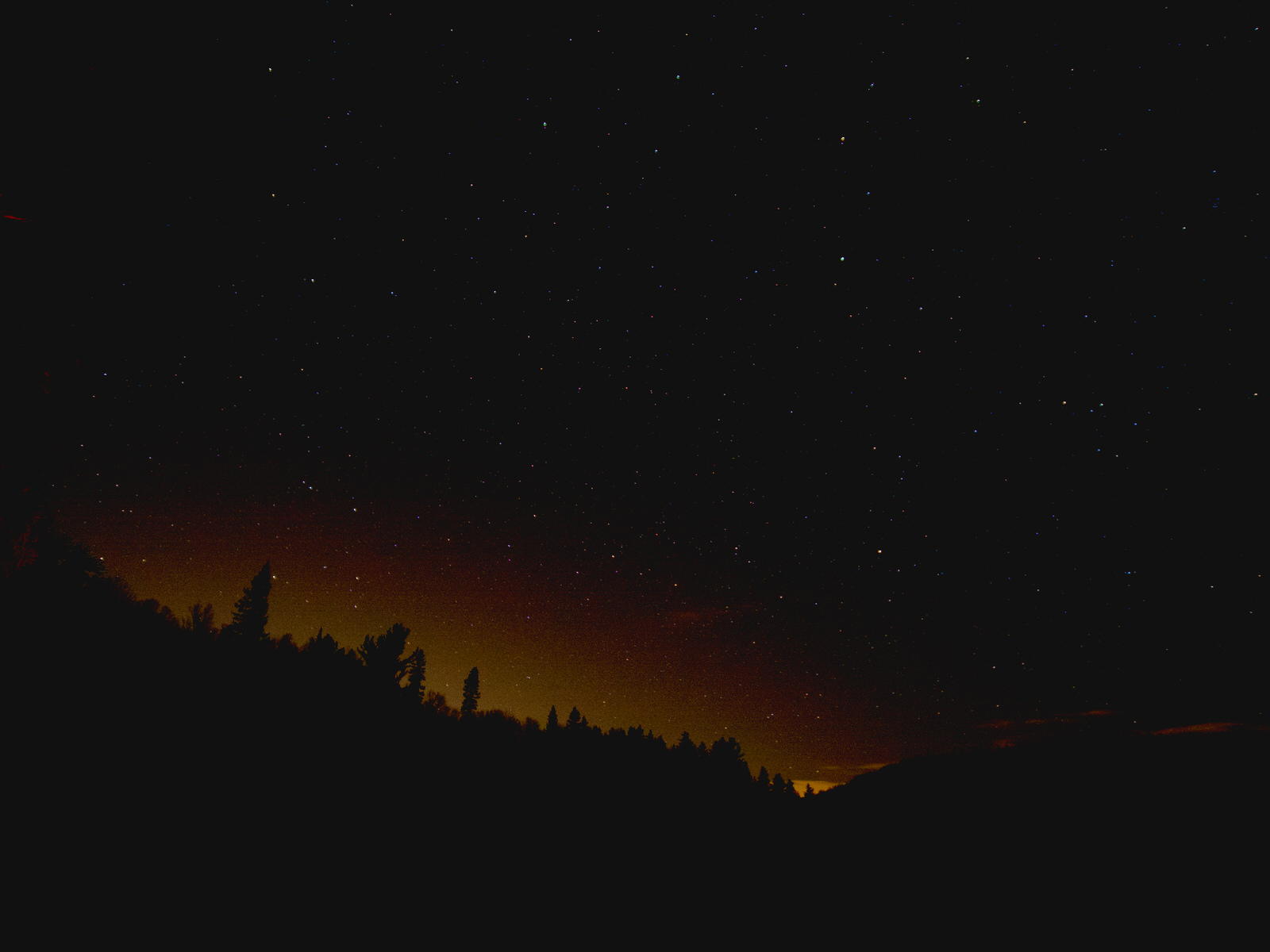 Ciel étoilé (2)