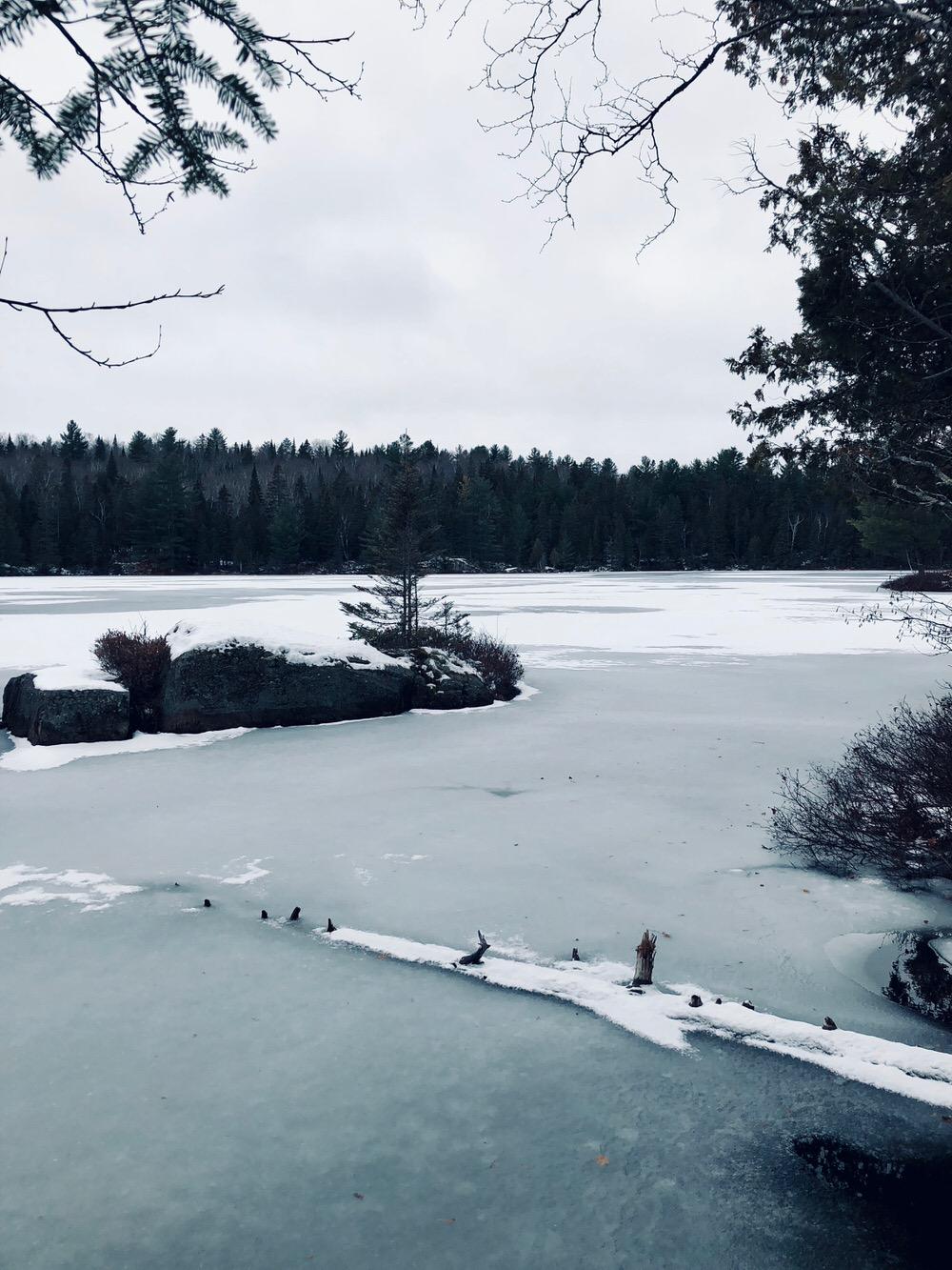 Petit Lac Caribou