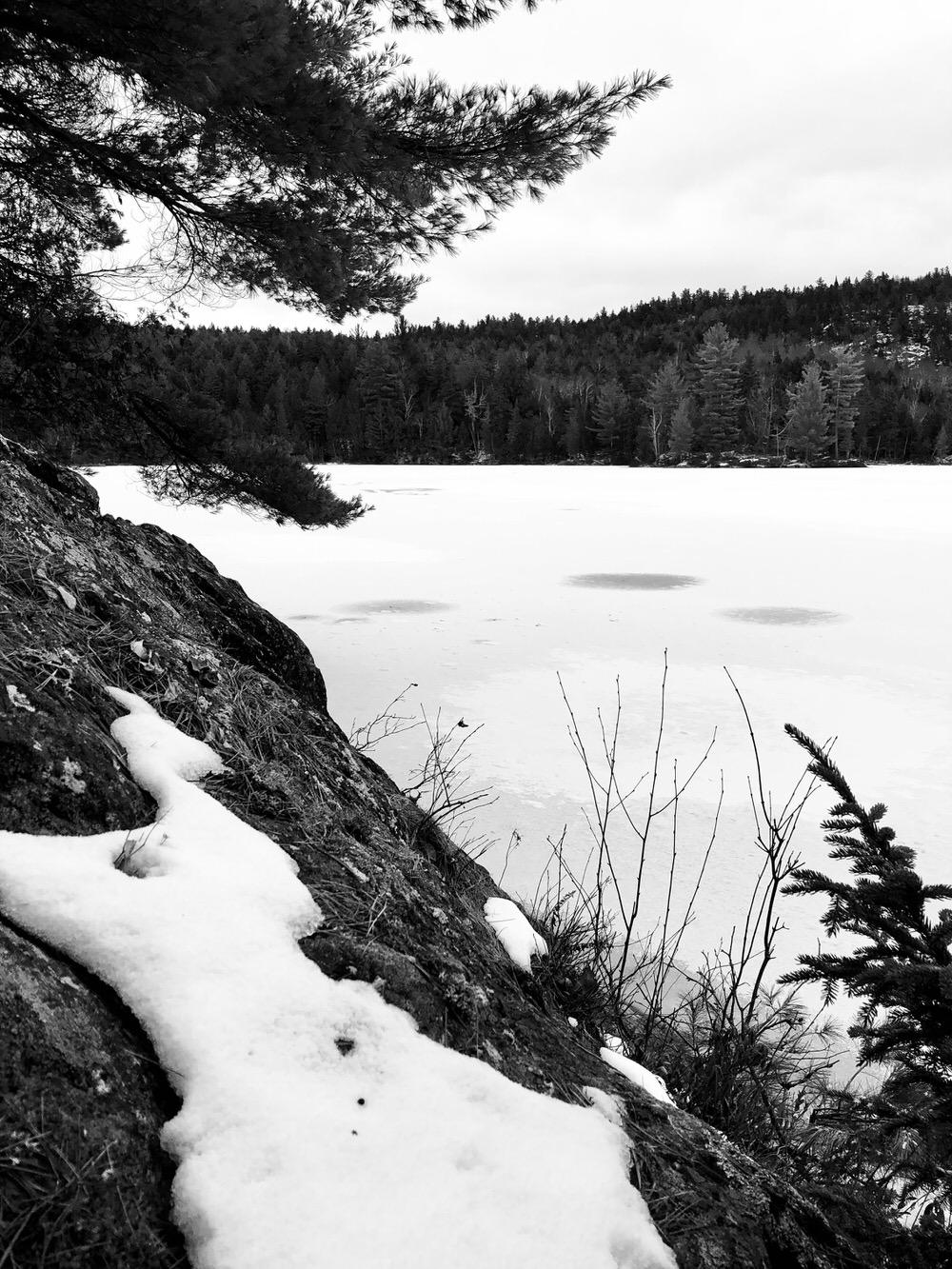 Lac Petit Caribou, encore et toujours