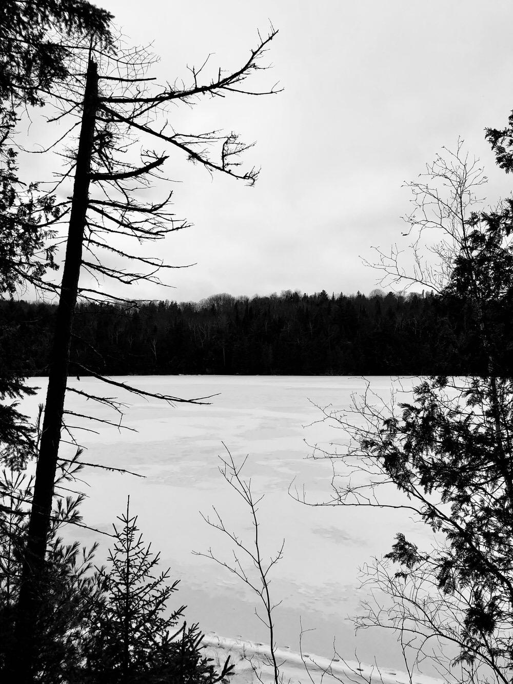 Petit Lac Caribou, je t'aime